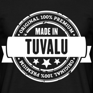 Made in Tuvalu T-Shirts - Männer T-Shirt