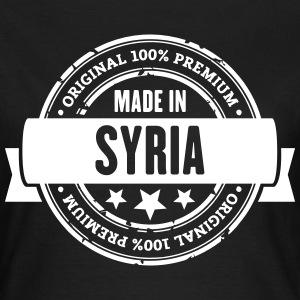 Made in Syria T-Shirts - Frauen T-Shirt