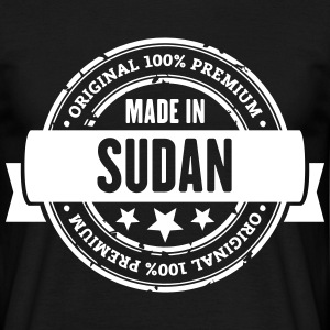 Made in Sudan T-Shirts - Männer T-Shirt