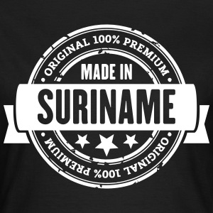 Made in Suriname T-Shirts - Frauen T-Shirt