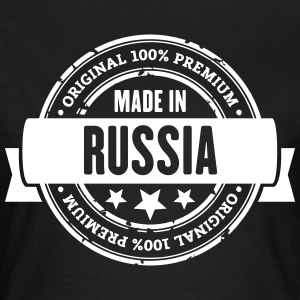 Made in Russia T-Shirts - Frauen T-Shirt