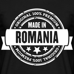 Made in Romania T-Shirts - Männer T-Shirt