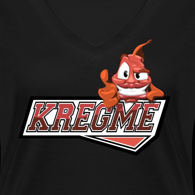KregmeLogo Dame Tshirt