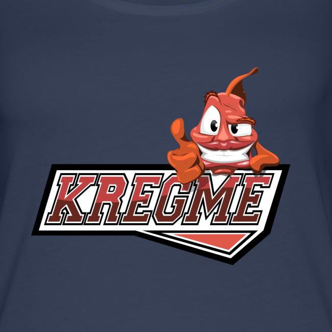 KregmeLogo Dame wifebeater