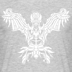 Angel Tribal - Männer T-Shirt