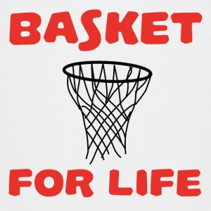 Basket for life Shirts - Kinderen Premium T-shirt