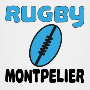 Rugby montpellier T-shirts - Teenager premium T-shirt