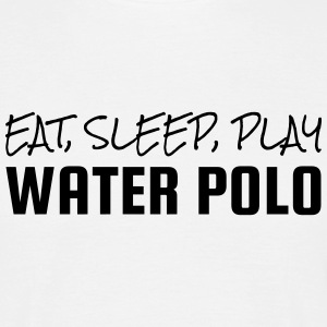 Water Polo / vattenpolo / pool / simning T-shirts - T-shirt herr
