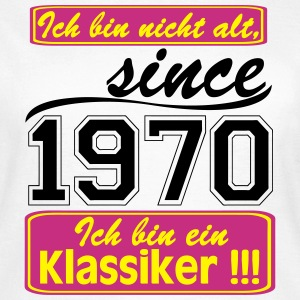 1970 since Ich bin FB T-Shirts - Frauen T-Shirt