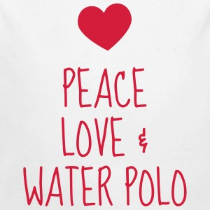 Water Polo / Waterpolo / Water-Polo / Wasserball Baby Bodysuits - Longlseeve Baby Bodysuit