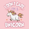 I don't care I'm a unicorn T-Shirts - Frauen Premium T-Shirt