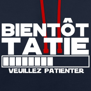 bientôt TATIE Sweat-shirts - Sweat-shirt contraste