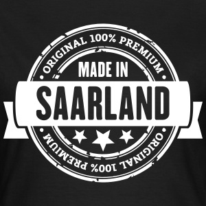 Made in Saarland T-Shirts - Frauen T-Shirt