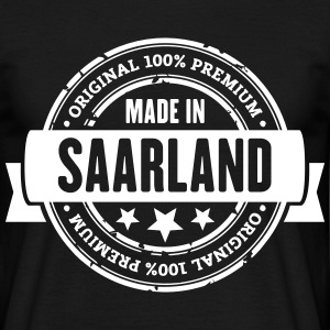 Made in Saarland T-Shirts - Männer T-Shirt