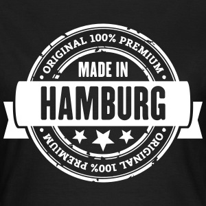 Made in Hamburg T-Shirts - Frauen T-Shirt