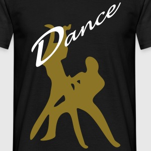 dance without Flowers T-Shirts - Männer T-Shirt
