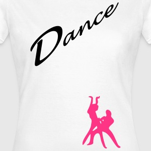 Dance (Latin) T-Shirts - Frauen T-Shirt