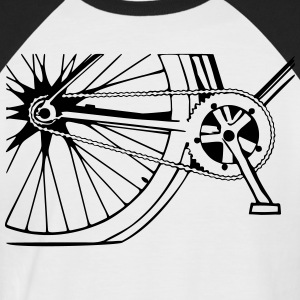 Fahrrad T-Shirts - Men's Baseball T-Shirt