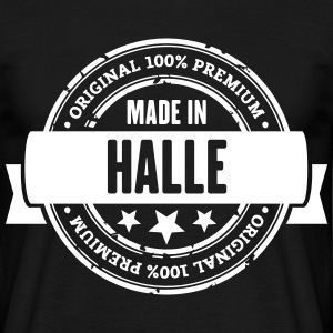 Made in Halle T-Shirts - Männer T-Shirt