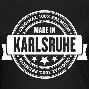 Made in Karlsruhe T-Shirts - Frauen T-Shirt