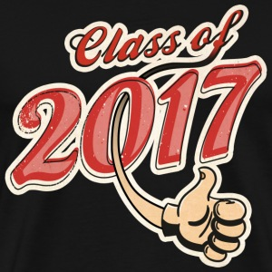 (class_of_2017) T-Shirts - Men's Premium T-Shirt