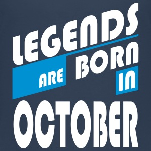 Birthday October Shirt - Teenage Premium T-Shirt