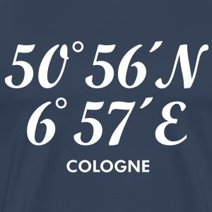 Köln Koordinaten Cologne