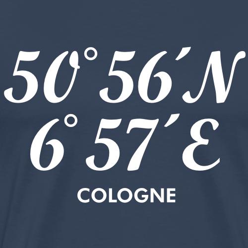 Köln Koordinaten Cologne - Köln Längengrad - Köln Breitengrad