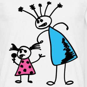Mommy sweety T-Shirts - Men's T-Shirt