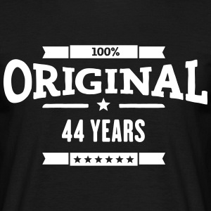 Original 44 Years T-Shirts - Männer T-Shirt