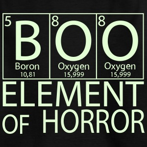 Boo Element of Horror - Teenager T-Shirt