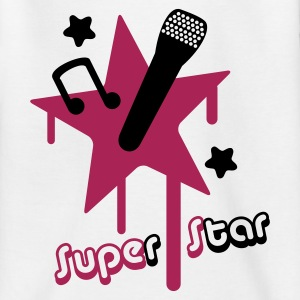 Superstar - Kids' T-Shirt
