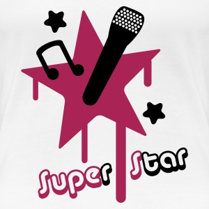 Superstar - Women's Premium T-Shirt