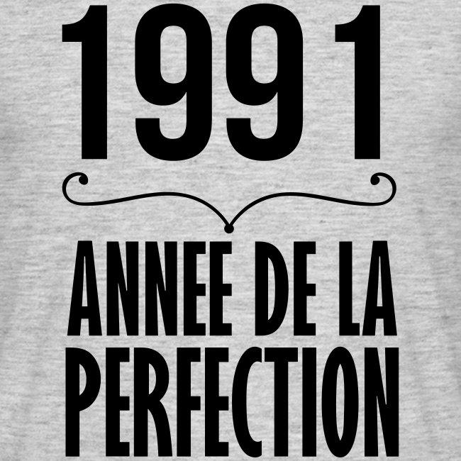 1991 année de la perfection