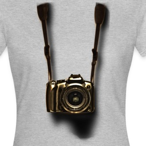 Photocamera - Frauen T-Shirt