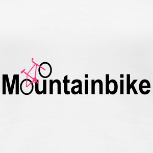 mountainbike T-Shirts - Women's Premium T-Shirt