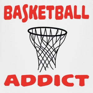 Basketball_addict Shirts - Kids' Premium T-Shirt