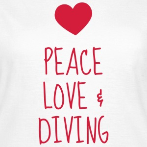 Tauchen / Taucher / Diving / Scuba Diving T-Shirts - Frauen T-Shirt