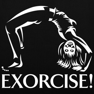 Exorcise! Bags & Backpacks - Tote Bag