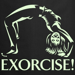 Exorcise!  Aprons - Cooking Apron