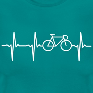 Heartbeat - Bicycle Tee shirts - T-shirt Femme