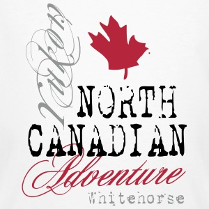 North Canadian Adventure T-Shirts - Männer Bio-T-Shirt