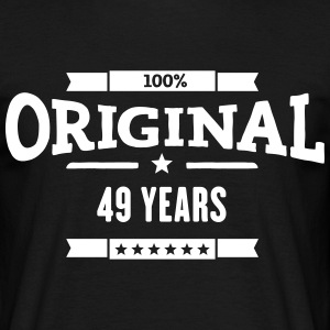 Original 49 Years T-Shirts - Männer T-Shirt