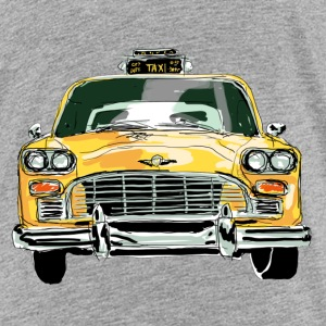 Shirt mit Taxi - Teenager Premium T-Shirt