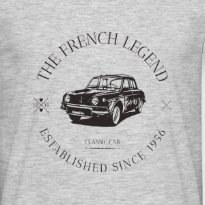 RENAULT DAUPHINE FRENCH C Tee shirts - T-shirt Homme