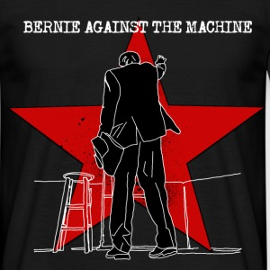 BERNIE AGAINST THE SYSTEM T-Shirts - Männer T-Shirt