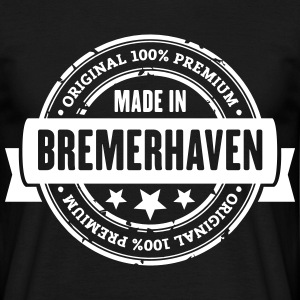 Made in Bremerhaven T-Shirts - Männer T-Shirt