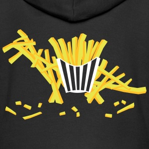 Fritosaurus - Dino fries - Vector Dino only NEW R2