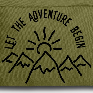 AD Let the Adventure Begin Vesker & ryggsekker - Ryggsekk