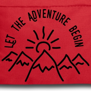AD Let the Adventure Begin Bags & Backpacks - Backpack